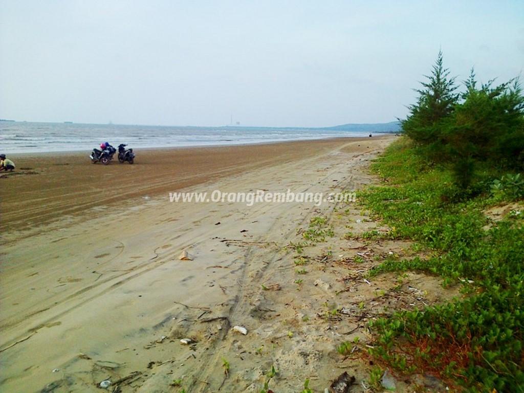 Wisata Pantai Caruban di Kab. Rembang – Orang Rembang