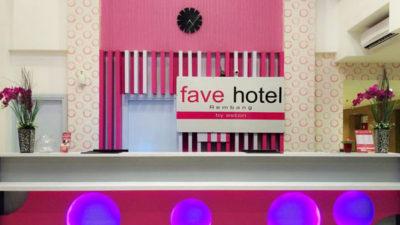 Hotel Fave Rembang